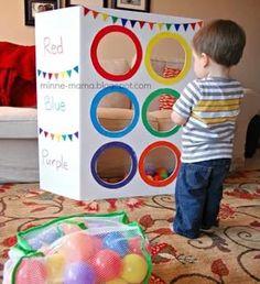 развивающие игры для малышей своими руками: 18 тыс изображений найдено в Яндекс.Картинках