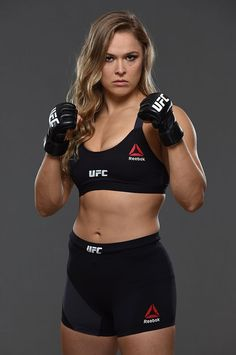 EXCLUSIVE: You'll Never Guess Who Ronda Rousey Is Backing for President ~As Bernie Sanders prepares to enter the primary-season Octagon against arch-rival Hillary Clinton, he can take some comfort in the fact that the world's most popular MMA fighter, Ronda Rousey, has come out swinging in his corner.