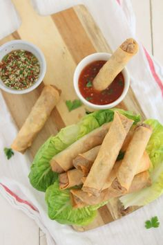 Appetizers for party vegetarian vegan recipes 52 ideas Asian Recipes, Easy Healthy Recipes, Vegetarian Recipes, Snack Recipes, Vegetarian Vietnamese, Vegetarian Italian, Snacks Für Party, Appetizers For Party, Good Food