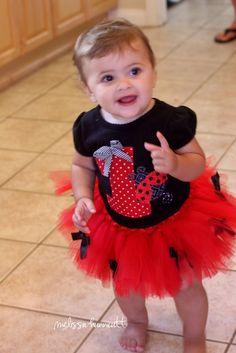 Ladybug Polka Dot Birthday Party Ideas | Photo 13 of 39 | Catch My Party