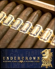New Cigar from Drew Estate. Cant wait to get my box. This is a great cigar company with a great story.