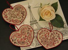 Patterns and Finishing: Embroidery Finishing