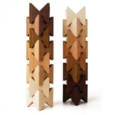 Naef spiel blocks, special edition - rare woods collection.
