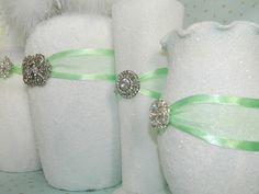 Shabby Chic Wedding centerpieces | Wedding Centerpiece, Wedding Decoration, Shabby Chic Wedding, Shabby ...