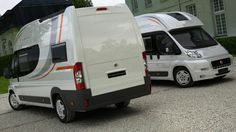 Fiat Ducato - Is it based on a Mercedes/Chrysler Sprinter?