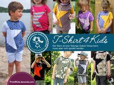 Print 4 Kids T-Shirt 4 Kids Größe 104-134
