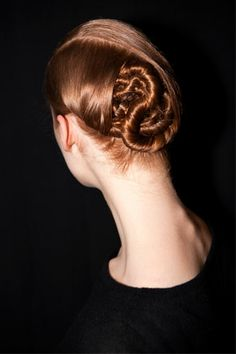 Runway Ready: The Fashion Week Hair We're Dying To Wear Now #refinery29