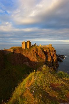 Dunnottar Castle by Dave Derbis / 500px
