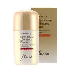 Koreanische Kosmetik - Tony Moly - Floria Nutra-Energy 100 Hours Cream…