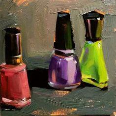 "Daily Paintworks - ""Appearances"" - Original Fine Art for Sale - © Jennifer Evenhus"