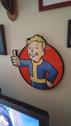 #Fallout Room