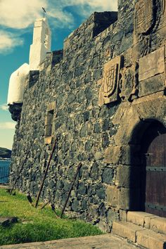 Castillo de San Miguel, Garachico, Tenerife. Canary Islands. Spain
