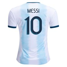 8bb720705 adidas Lionel Messi Argentina Home Jersey 2019-3xl Messi Argentina