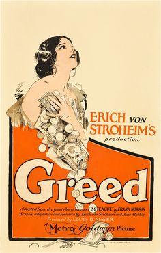 Greed (1924) ~ Bizarre Los Angeles