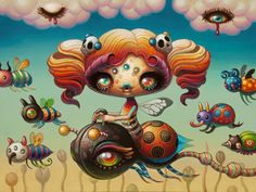 I  this!  Artist: Yoko d'Holbachie