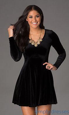 Dresses, Formal, Prom Dresses, Evening Wear: Short Print Scoop ...