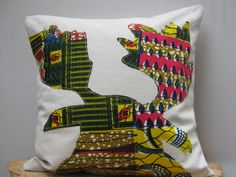 Moose Pillow Cover Moose pillow Throw Pillow Cover by AddisonMade