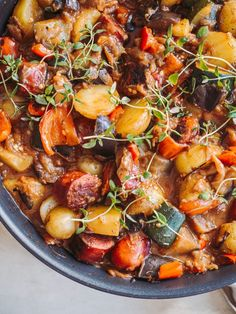 Sausage Recipes, Potato Recipes, Everyday Dishes, Low Fodmap, Tasty Dishes, Soul Food, Paella, Food Styling, Food Porn