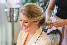 PILAR | Maquillaje y peinado de novia | Tocado y vestido Cruz Temprado | Balcon de Alicia | Fotografia Javier Rioja