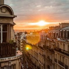 """""""I can never decide whether Paris is more beautiful by day or by night."""" Woody Allen"""
