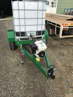 Water Tank Trailers - Beaver Equipment No 1 in Firewood Equipment Trailer Plans, Trailer Build, Car Trailer, Utility Trailer, Ibc Tank, Tractor Accessories, Atv Trailers, Tractor Implements, Tractor Attachments