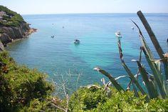 Sanary sur Mer. Mare in Francia per bambini