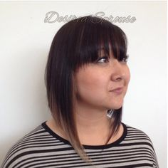 My Sunny Girl. Ends lightened and toned with Wella Blondor and Color Touch ;)