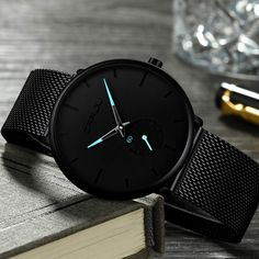 Faithful 2019 Montre Homme Geneva Fashion Men Date Alloy Case Synthetic Leather Analog Quartz Sport Watch Clock Relogio Masculino Hour Pure White And Translucent Men's Watches