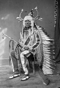 War Eagle, Dakota, 1880's