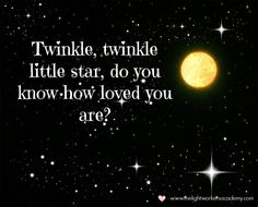 Twinkle twinkle little star Do You Need, Did You Know, Love You, Book Of Life, This Book, Twinkle Twinkle Little Star, Card Reading, Full Moon, Law Of Attraction