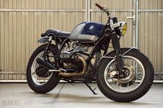 BMW R100/7 by Cafe Racer Dreams | Euro Cycles of Tampa Bay Florida
