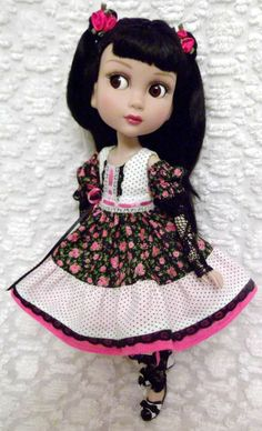 ~Pretty Dress Set For Your Tonner Patience~A Little Something Sweet~