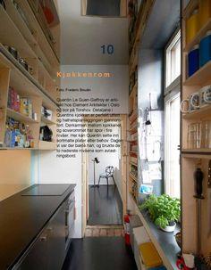 Architect Quentin Le Guen-Geffroy's Kitchen #1 / ISSUU - Nytt Rom e-9