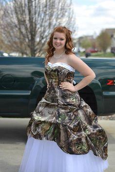 realtree dress