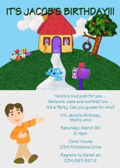 Blue's Clue's Birthday!