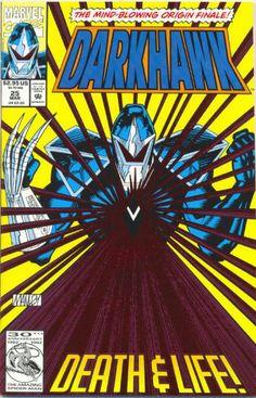 Darkhawk (Marvel, 1991) #25