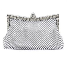 Purse Style 0001 in Silver