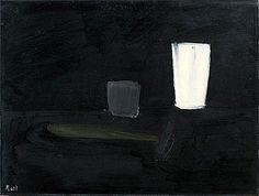 Nicolas de Staël, Nature morte au marteau, 1954. (Osenat)