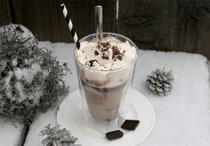 Heiße Trinkschokolade mit Gewürzen