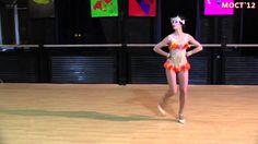 """Ksenia Parkhatskaya """"Chicken Rhythm"""" MOST 2012"""