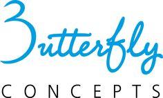 Logo for www.butterfly-concepts.de