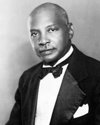 Musician and Father of the Blues W. C. Handy