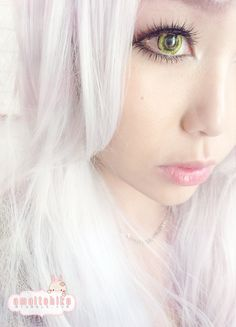 GEO CPA-1 are adolescent pink circle lenses bearing a crazy and unworldly pattern that help making you depict a perfect picture of an anime.