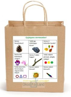 Készítsd el! :: OkosKaLand Teacher Sites, Bird Tree, Paper Shopping Bag, Trees, Study, Birds, Teaching, Children, Projects