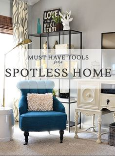 Must Have Tools for a Spotless Home