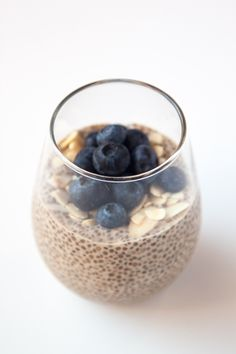 Coffee Chia Seed Pudding | thesassylife