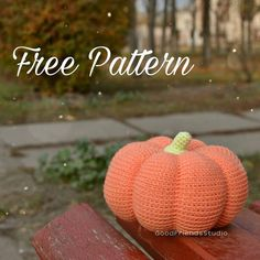 Leithygurumi: Amigurumi Bal Kabağı Türkçe Tarif / Free Amigurumi Pumpkin English Pattern - Design By Good Friends Studio