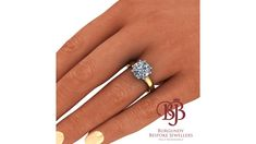 This engagement ring will make a statement. It will defiantly get your finger noticed. 2 Carat Engagement Ring, Wedding Engagement, Jewelry Shop, Jewelry Stores, Jewellery, Brisbane Gold Coast, Custom Made Engagement Rings, Gold Wedding Rings, Heart Ring
