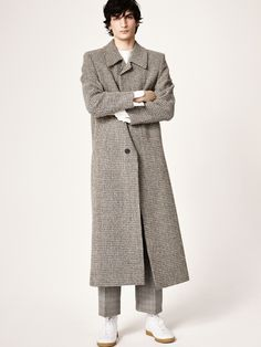 Sandro Fall 2017 Menswear Collection Photos - Vogue
