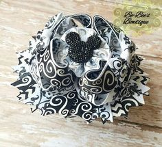 Gypsy Spoonful Marketplace: GypsySpoonful Mickey Inspired Boutique Bow
